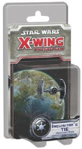 Star Wars X-Wing Miniatures : Inquisitor's TIE